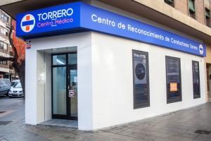 centro reconcimientos medicos torrero